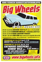 Big wheels!